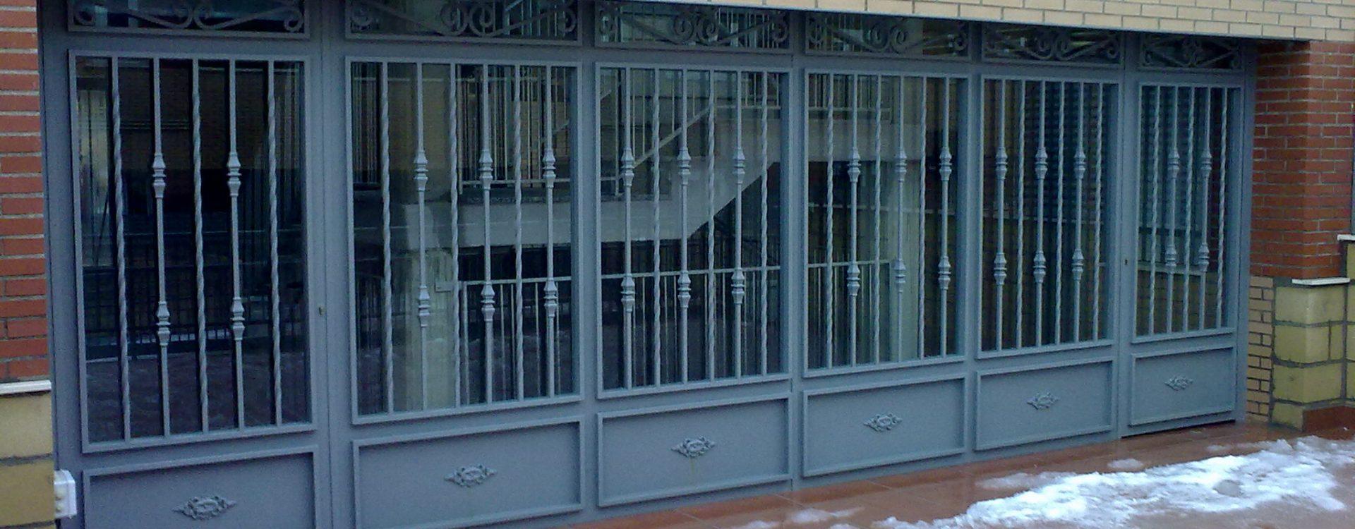 puertas de aluminio alufran 3