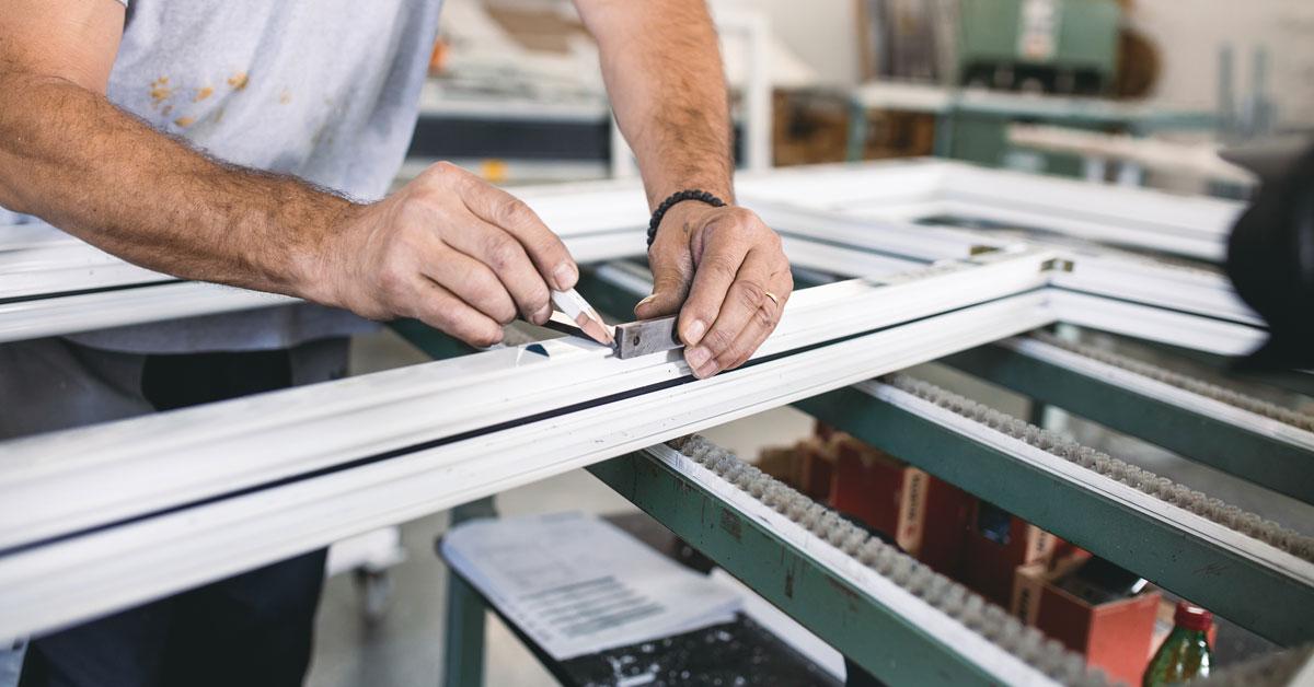 Carpinteria de aluminio en Madrid Alufran - trabajos-1