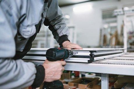 Carpinteria de aluminio en Madrid Alufran - trabajos-8