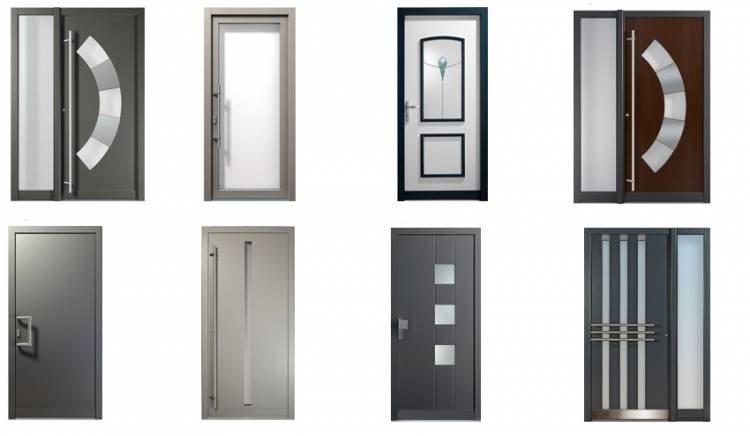 puertas de aluminio alufran 2